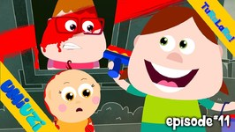 TuRuLaRa - I Like Red -  Funny Animation Videos - Gags For Kids
