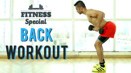 Complete Back Workout For Beginners - Fitness Special Workout