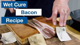 How To Make Measured Wet Cure / Bag Cure Bacon