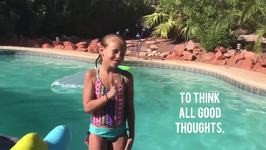Deaf Girl Signs Her Own Version of 'Nevertheless She Persisted'