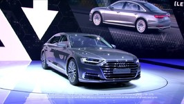 AUDI AG Iat the IAA 2017 Highlights