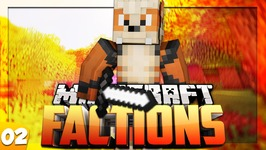 Minecraft Factions Let's Play - Episode 2 - RAIDED