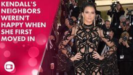 Jimmy Kimmel Describes Being Kendall Jenner's Neighbor