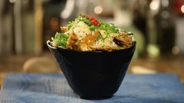 Nachos Bhel - How To Make Nachos Bhel - Easy Snack Recipe