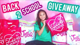 Back To School Shopping Justice Clothing Haul 2018