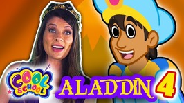 Aladdin and the Magic Lamp - Part 4 - Story Time with Ms. Booksy