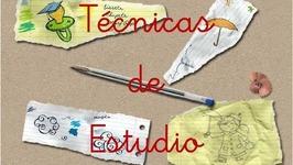CONDICIONES PARA UN ESTUDIO EFICAZ - TÉCNICAS DE E