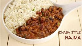 Rajma Recipe - Dhaba Style Punjabi Kidney Beans Masala