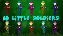 Ten Little Soldiers