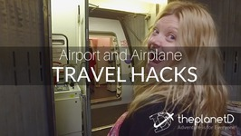 Travel Hacks and Tips for Flying - The Planet D
