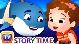 ChuChu and the Blue Whale - Good Habits Bedtime Stories and Moral Stories for Kids