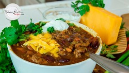 Classic Turkey Chili - The Best Winner