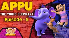 Episode 5 -  Snap - Trapped And Caged - Appu - The Yogic Elephant