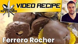 How To Make Ferrero Rocher