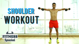 Perfect Shoulder Workout Routine - Shoulder Exercise Fitness Special