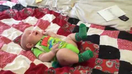 When Babies Prefer Mom Over Dad - Viral Videos