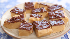 Peanut Butter Fudge  Nutella Fudge Recipe  My Recipe Book By Tarika Singh