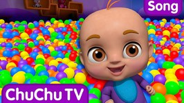 Johny Johny Yes Papa Ball Pit Show Family Song - 3D Nursery Rhymes and Kids Songs for Babies