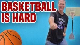 Basketball Is Hard - Basketball Trick Shots