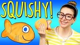 DIY Fish Squishy How To Make A Stress Ball  Arts And Crafts With Crafty Carol