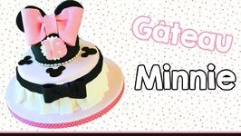 Gâteau Minnie Pâte À Sucre - Minnie Cake / Cake Design
