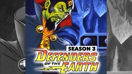 Episode 3 Season 3 Defenders of the Earth: The Mystery of the Book