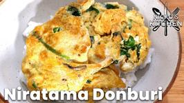 Budget Breakfast Recipe - Niratama Donburi