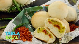 Baked Vada Pav - Recipe In Hindi