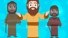 Episode-6- Shepherds Visit Jesus  Bible Stories for Kids