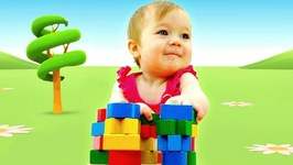 Kids Learn Shapes and Colors with Baby Learning Toys for Kids: A Toddler Learning Video