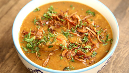 Dal Gosht - Hyderabadi  Dal Mutton Gosht - The Bombay Chef -Varun Inamdar