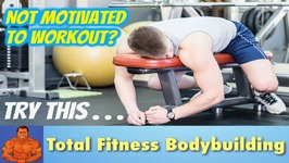 Simple Trick To Help Motivate Yourself To Workout