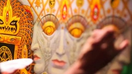 Entheon: The Temple of Love at Chapel of Sacred Mirrors (CoSM)