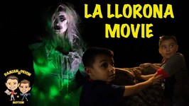 LA LLORONA MOVIE - SCARY WEEPING WOMAN - D and D SQUAD BATTLES