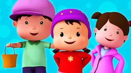 Jack and Jill  Popular Children's Nursery Rhymes  Meeko Dance Rhymes