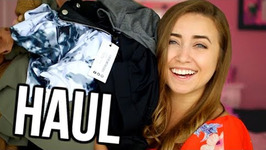 Huge Fall Try On Haul - Back To School 2017