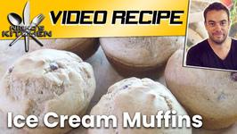How To Make Ice Cream Muffins