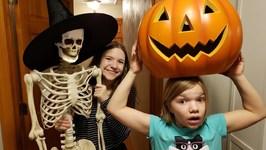 HALFOWEEN Halfway to Halloween Crazy Routine