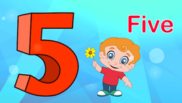 Number Five - Learning Numbers for Kids