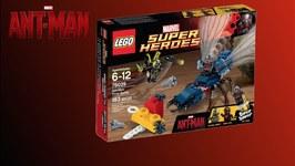 Ant-Man Lego Playset