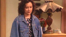 S07 E24 - The Birds and the Frozen Bees - Roseanne