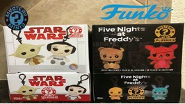 Funko Mystery Mini Star Wars And Fnaf Hangers So Many Bags