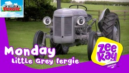 Monday With Fergie - Little Grey Fergie