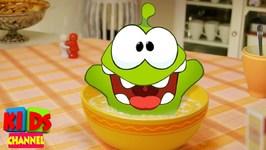 Om Nom Stories - Favorite Food - Episode 3 - Kids Channel Cartoons