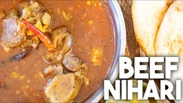 Beef Nihari - Meat Stew