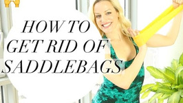 How To Get Rid Of Saddlebags - How To Get Thinner Thighs