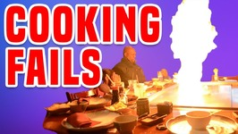 Cooking Fails - Funny Fail Compilation