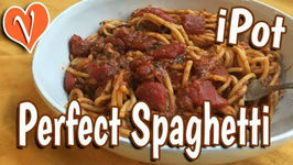 How To Cook Spaghetti In The Instant Pot - Getting It Right