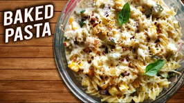 Baked Pasta Recipe - How To Make Pasta In White Sauce - WeiKFIELD Pasta recipe By Varun Inamdar