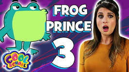 The Princess and the Frog - Chapter 3 - BRAND NEW Story Time with Ms. Booksy - Cartoons for Kids